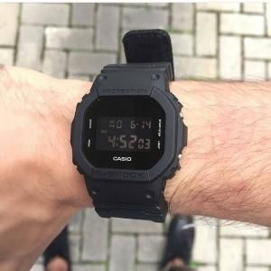 JAM TANGAN G SHOCK CASIO GLX5600 FULL BLACK