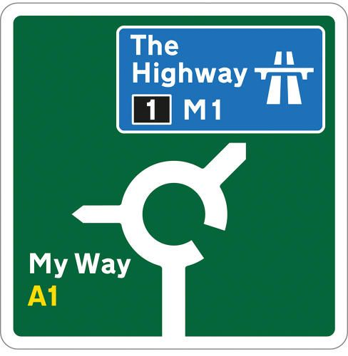 50 Famous Designers Put Their Own Spin On The British Road Sign | Co.Design