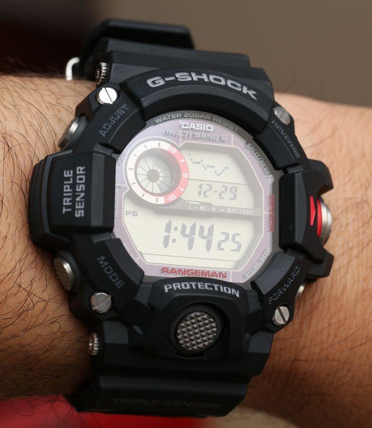 Casio GW9400 Rangeman Watch Review: The Best G Shock Today?   wrist time watch reviews