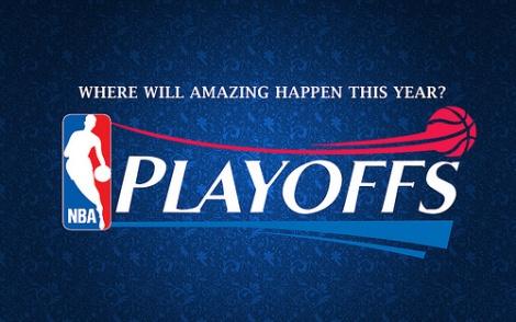 2013 NBA Playoffs Logo - Basketball Lover