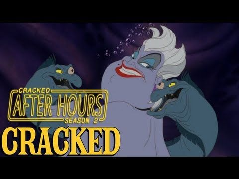 ▶ 4 Disney Movie Villains Who Were Right All Along | After Hours - YouTube