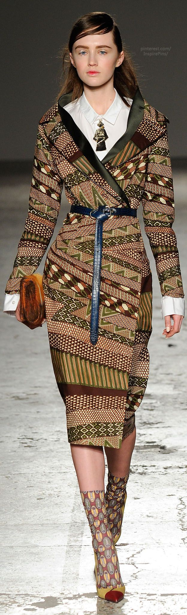Ethnic Fusion --- Milan Fall 2014 - Stella Jean