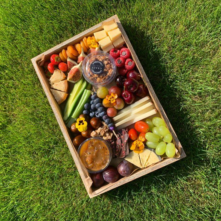 Graze box picnic uk cheese in 2020 Graze box