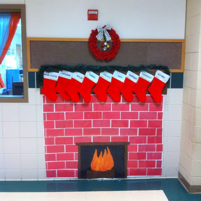 Board Decoration For Christmas: 130 Best Images About Display Boards On Pinterest