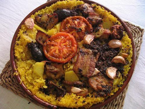 Receta de Arroz al horno  http://www.recetasdiarias.com/recetas/arroz/arroz-al-horno/