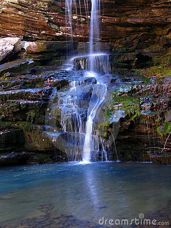 Arkansas Waterfall