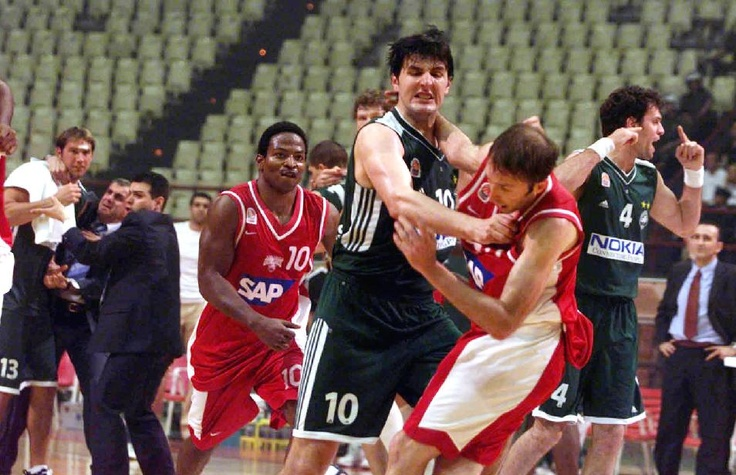 Bodiroga vs Tomic