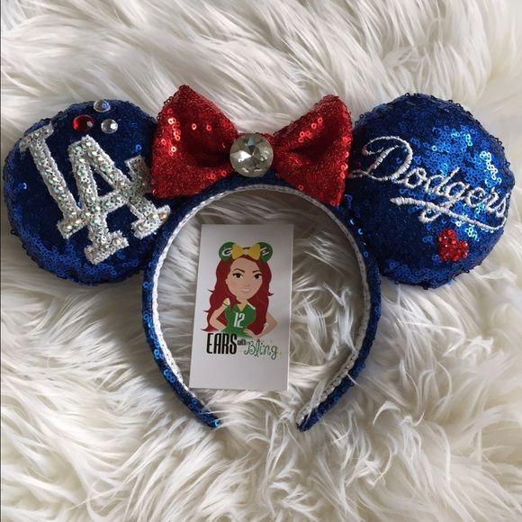 Accessories - dodger Disney ears