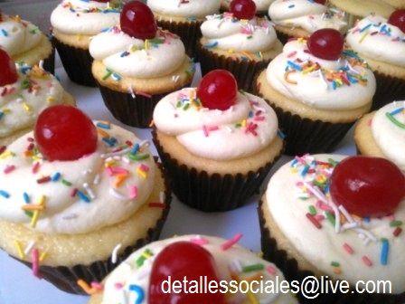 Cupcakes Dia del Maestro