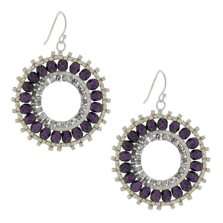 Castanet Earrings Kit by FusionBeads.com | Fusion Beads