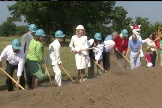 Bill and Virginia Leffen Center for Autism Ground Breaking Ceremony - CGA Architects