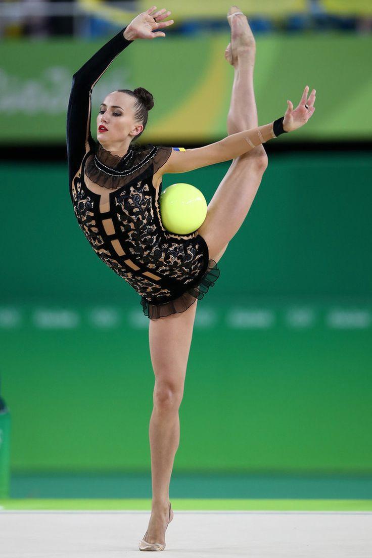 Ganna Rizatdinova (Ukraine)  Rio 2016 Olympics