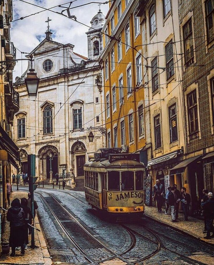 Lisbon takes you back in time, when Portugal's culture was a force