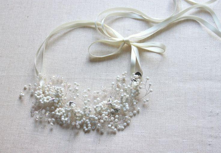 DECOLOVE - Weaved Dew Headpiece