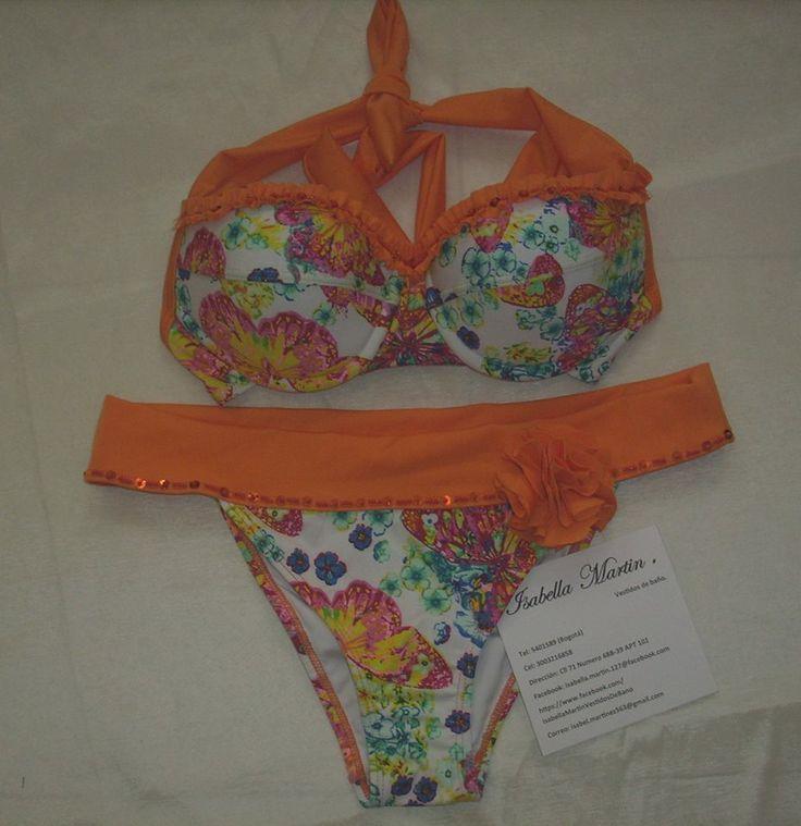 bikini mariposa
