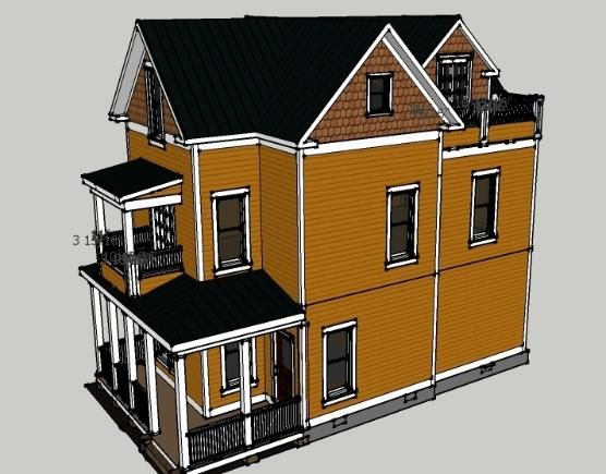 Urban Cottage House Plans Home Design And Style