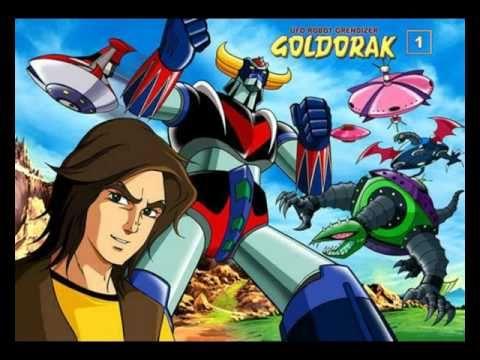 GOLDORAK 40 ANS