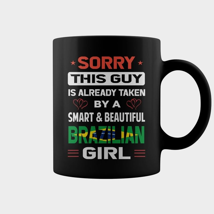 Sorry This Guy Is Already Taken By A SMART AND BEAUTIFUL BRAZILIAN GIRL, Order HERE ==> https://www.sunfrog.com/LifeStyle/137364204-1005904673.html?6782, Please tag & share with your friends who would love it,basketball memes, cycling girls, cycling workout#receipe, #beauty, #health  #legging #shirts #ideas #popular #shop #goat #sheep #dogs #cats #elephant #pets #art #cars #motorcycles #celebrities #DIY #crafts #design #food #drink #gardening #geek #hair #beauty #health #fitness