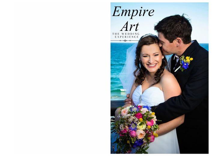 Empire art photography wedding magazine