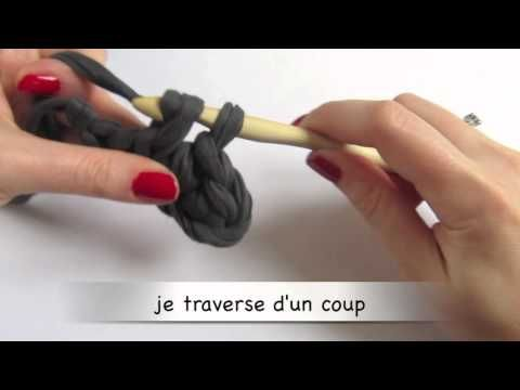 # Crochet # Les mailles serrées by WoolKiss