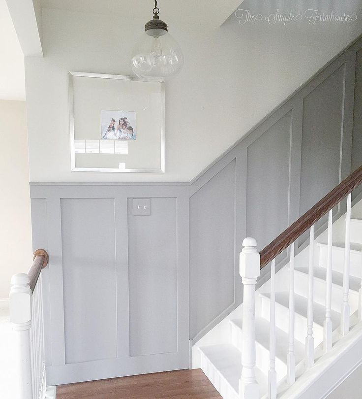 Best 25 picture frame wainscoting ideas on pinterest for Bungalow style picture frames