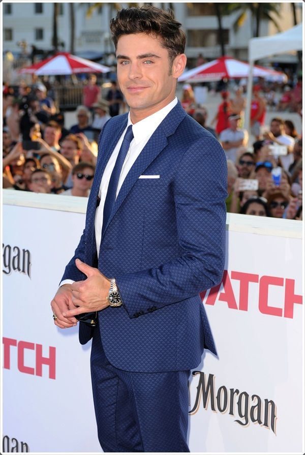 96c0210cb4 100 Best Blue Men's Suits Combinations to Look More Gorgeous | Men's ...