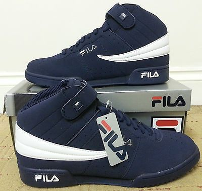 Bnib fila f13 hi tops navy blue #classic #basketball #boots uk 6 eu 39.5 casuals,  View more on the LINK: http://www.zeppy.io/product/gb/2/262290976578/