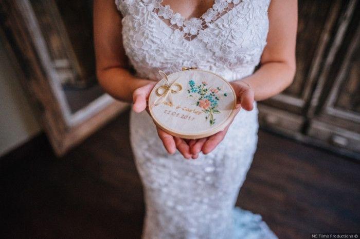 10 fotos de argollas, ¡elige una! 8  #argollas #matrimonio
