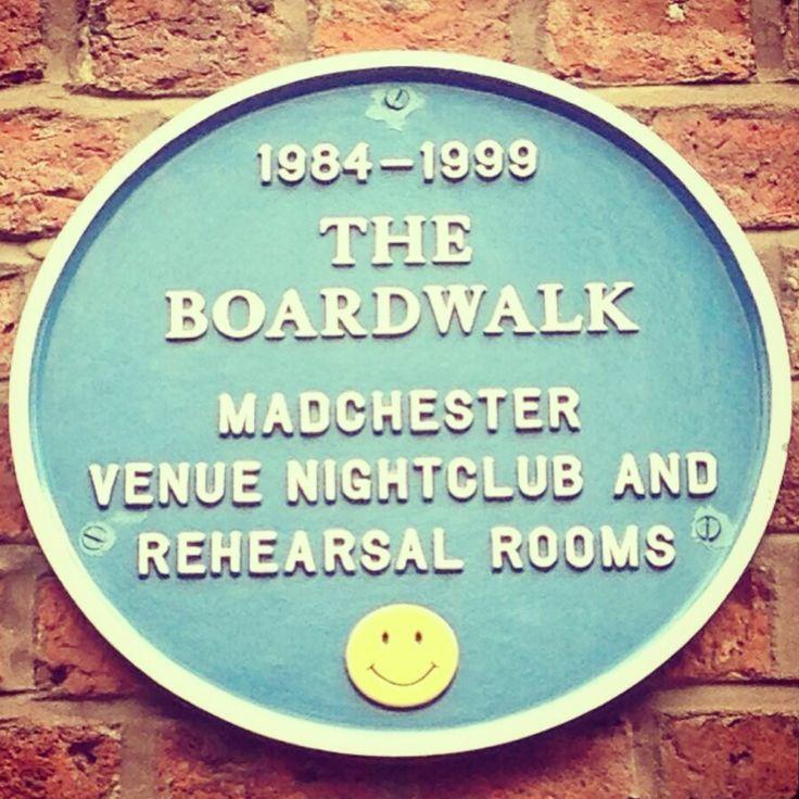 The Boardwalk, Manchester.