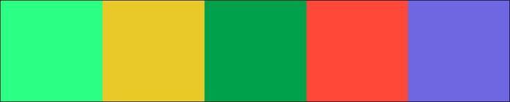"""Check out """"Vestuario 71 Teresa verde"""". #AdobeColor https://color.adobe.com/Vestuario-71-Teresa-verde-color-theme-6439491/"""