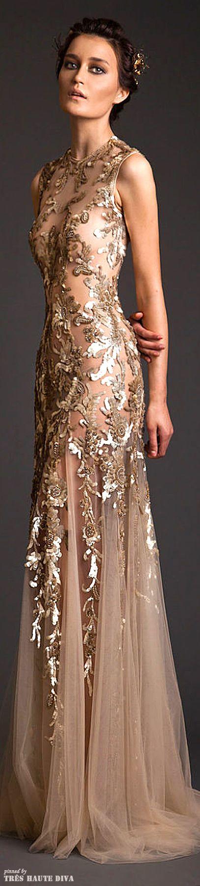 Krikor Jabotian Couture S/S 2014