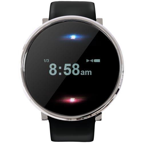 Reloj Smartwatch Ora ONYX  OSW005-0B ultrafino con notificaciones y lectura de Whatsapp #correr #deporte #running #fitness #sport #vidasana