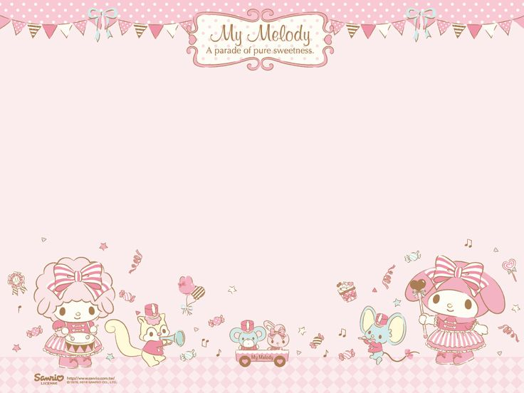 memo pad, as courtesy of Sanrio