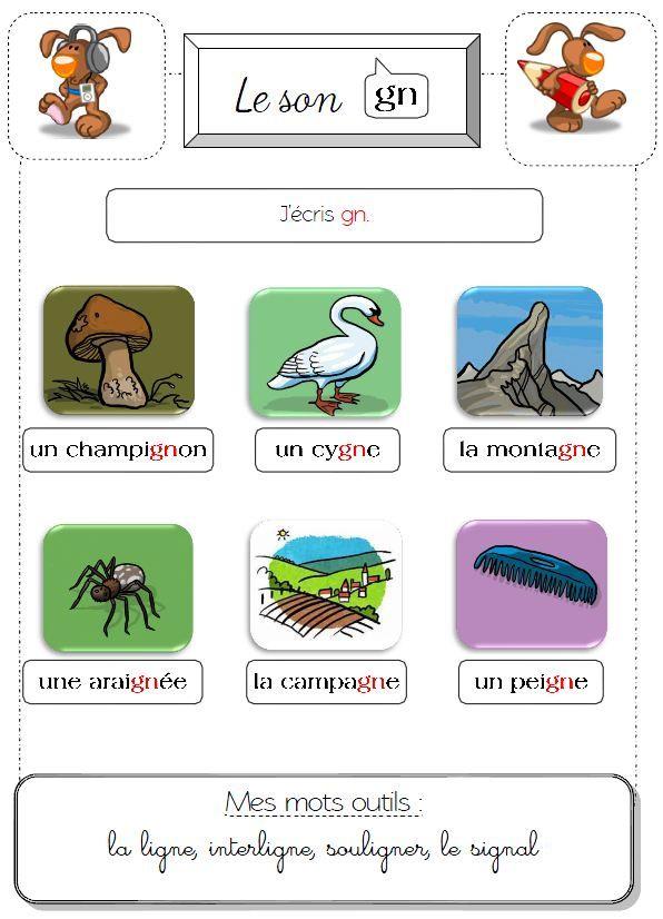 Cahier des sons - La classe de Lòrien