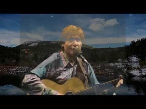 John Denver - Sweet Surrender Live HD 1280 x 720 Rocky Moutain Background