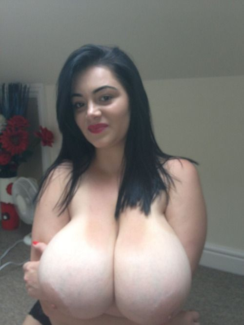 Bbw With Large Breast