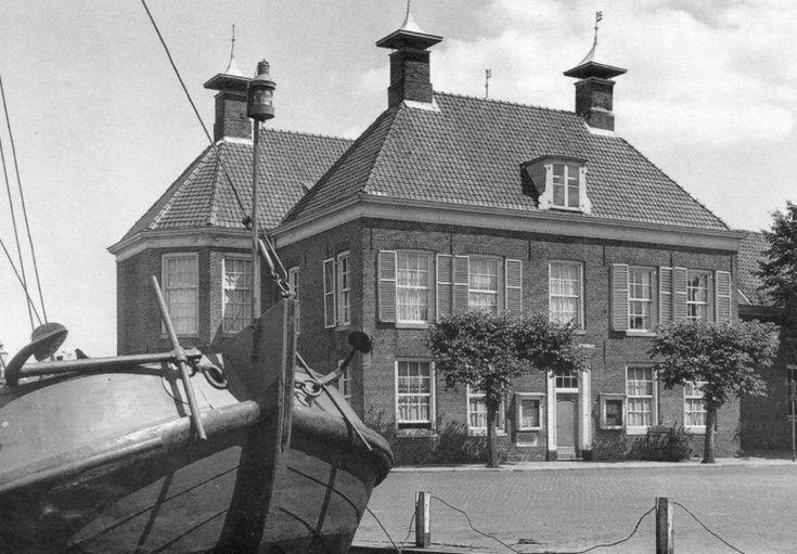 Gemeentehuis Nijkerk (jaartal: 1950 tot 1960) - Foto's SERC