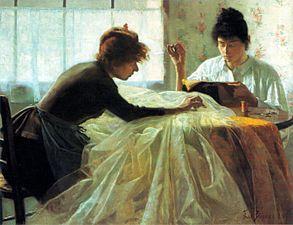 Eva Bonnier Couturières 1887 - Eva Bonnier – Wikipedia