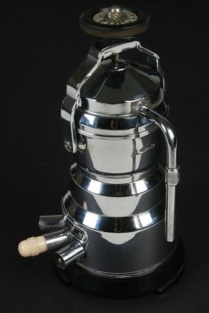 Vintage Art Deco Espresso Machine Italian By