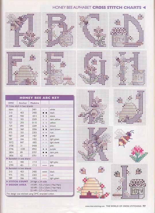 Gallery.ru / Фото #41 - The world of cross stitching 046 июнь 2001 - WhiteAngel