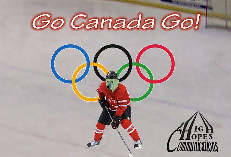 Go Canada Go! www.highhopescommunications.ca
