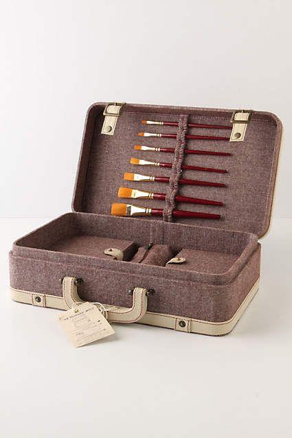 Artist's Attache Case - anthropologie.com
