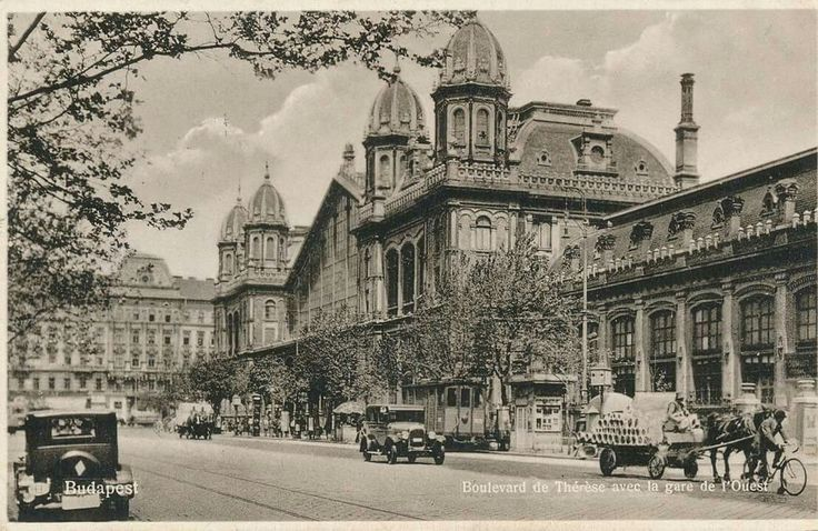 Nyugati, 1926