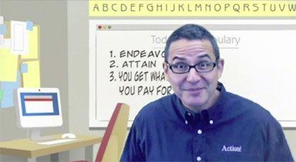 Classroom Language - EnglishCentral.com