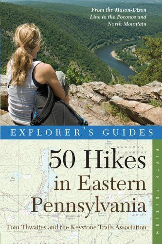 Explorer's Guide 50 Hikes in Eastern Pennsylvania: From the Mason-Dixon Line to the Poconos and North Mountain (Explorer's 50 Hikes) by Tom Thwaites. $9.99. 232 pages. Publisher: Countryman Press; Fifth Edition edition (July 18, 2012)