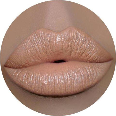 NUDE chez Gerard Cosmetics ! lanaika rouges à lèvres liquide maquillage makeup ral nude et couleur mate