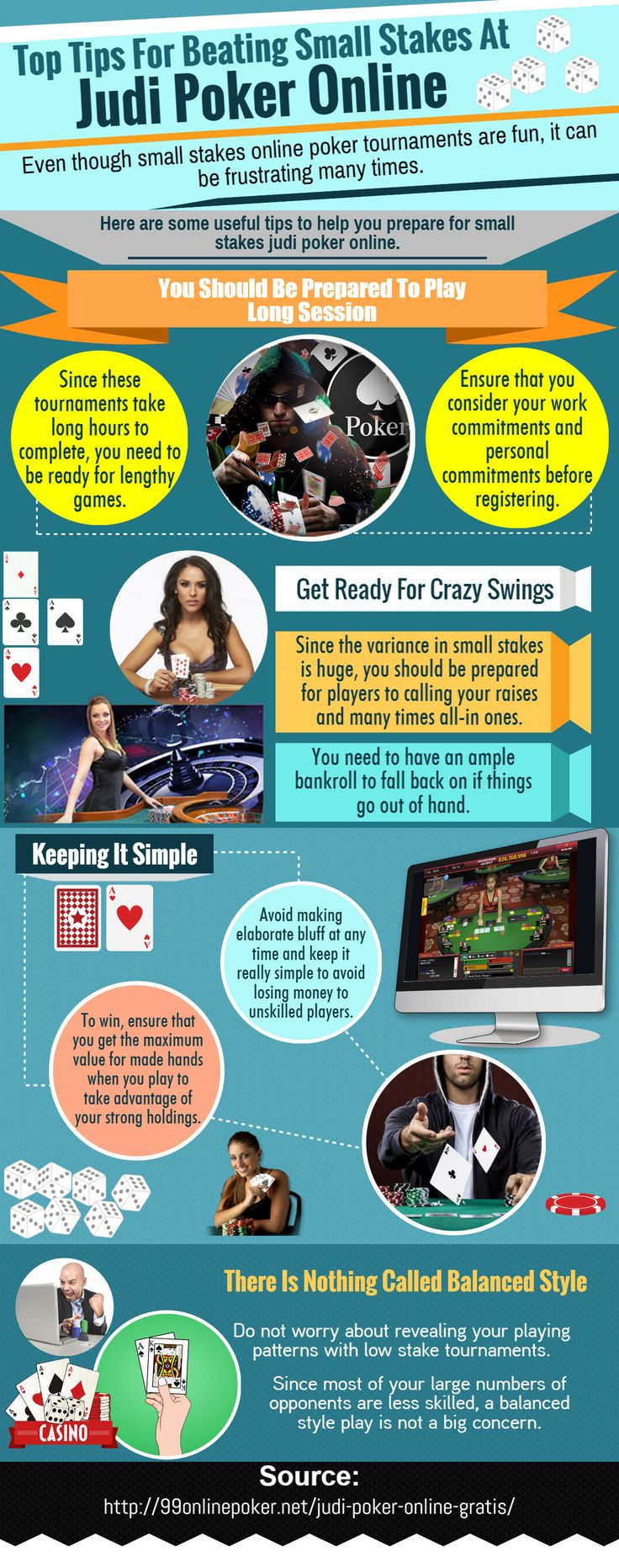 A land based casino can offer only a few games because of the limitation of space and other resources. However, Judi Poker Online allows you to bet on all the popular poker games at one place. For More Information about Judi Poker Online, please check http://99onlinepoker.net/judi-poker-online-gratis/