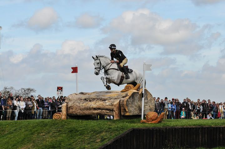 Badminton Horse Trails 6th-10th May - watch William Fox Pitt and Zara Phillips compete against the best. For more Information, go to http://www.badminton-horse.co.uk