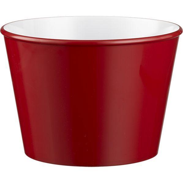 Popcorn Tub | Crate and Barrel #bicmarkit