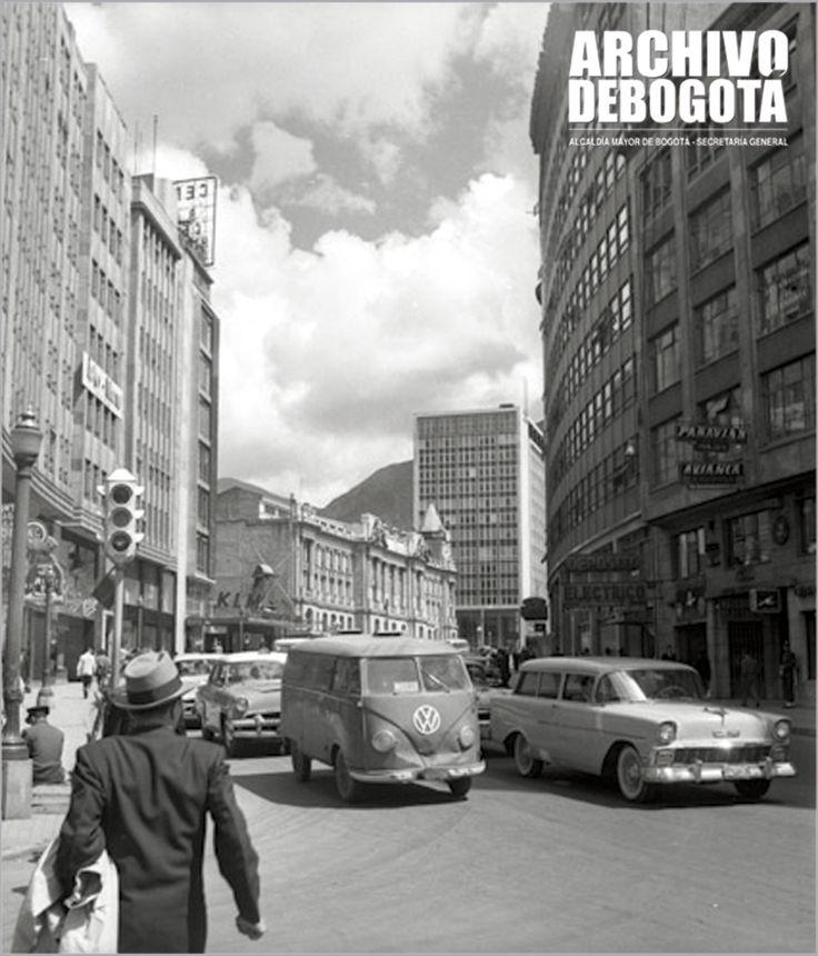 AVENIDA JIMÉNEZ | Archivo de Bogotá